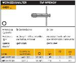 Elora ratcheting tap wrench specs - click to enlarge